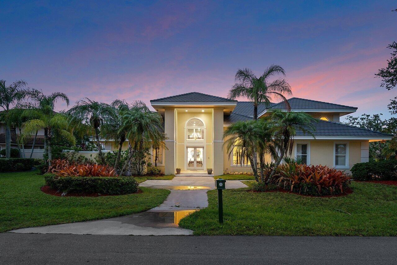 1 Sheldrake Lane, Palm Beach Gardens, FL 33418 - MLS#: RX-10721869
