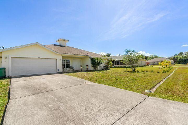 1142 SW Kickaboo Road, Port Saint Lucie, FL 34953 - #: RX-10736869
