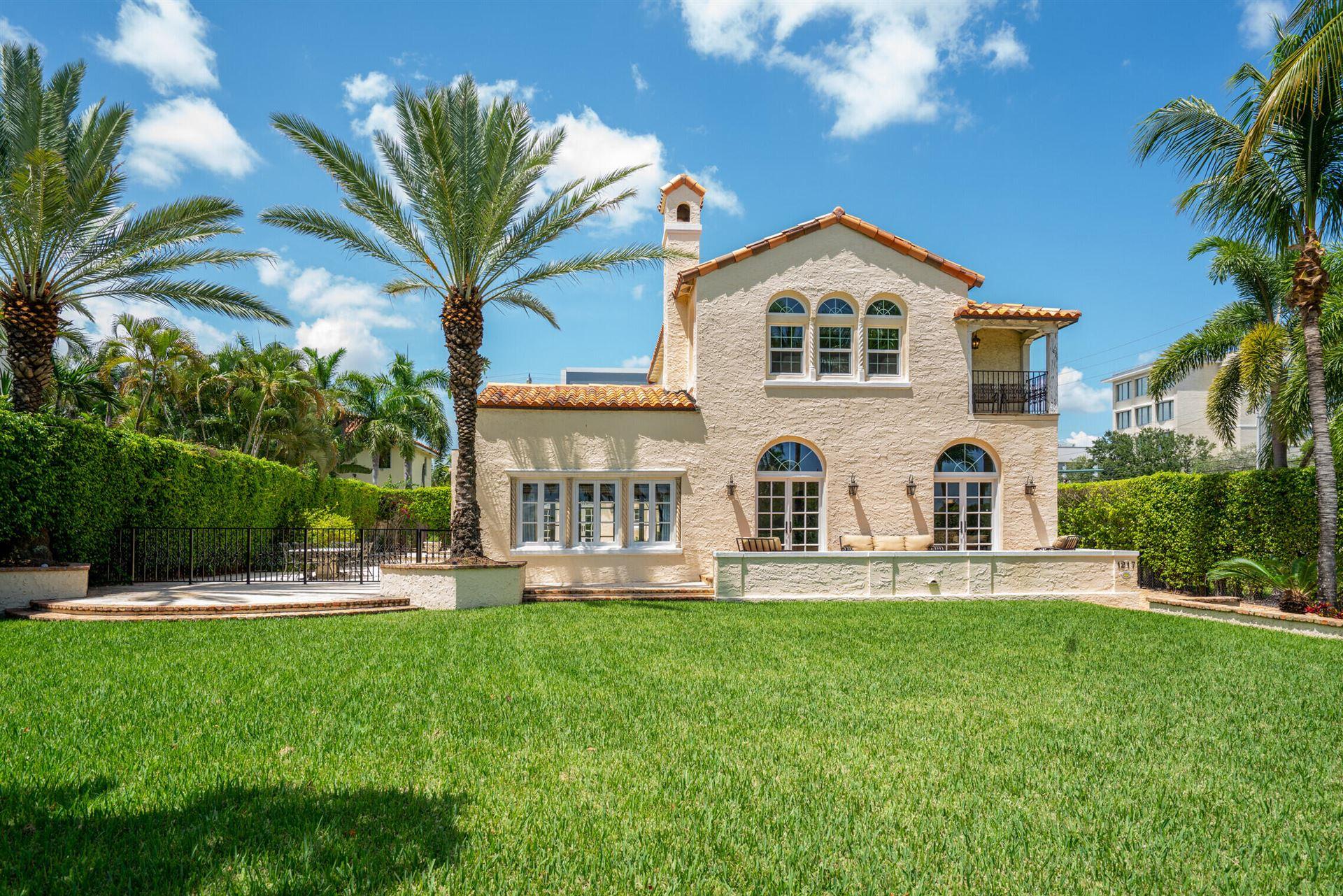 1217 N Flagler Drive, West Palm Beach, FL 33401 - MLS#: RX-10742869