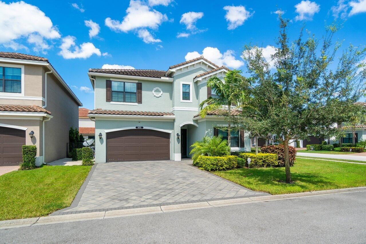 8051 Green Tourmaline Terrace, Delray Beach, FL 33446 - #: RX-10748869