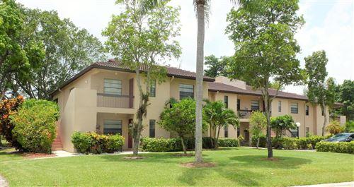 Foto de inmueble con direccion 9272 Vista Del Lago #B Boca Raton FL 33428 con MLS RX-10634870