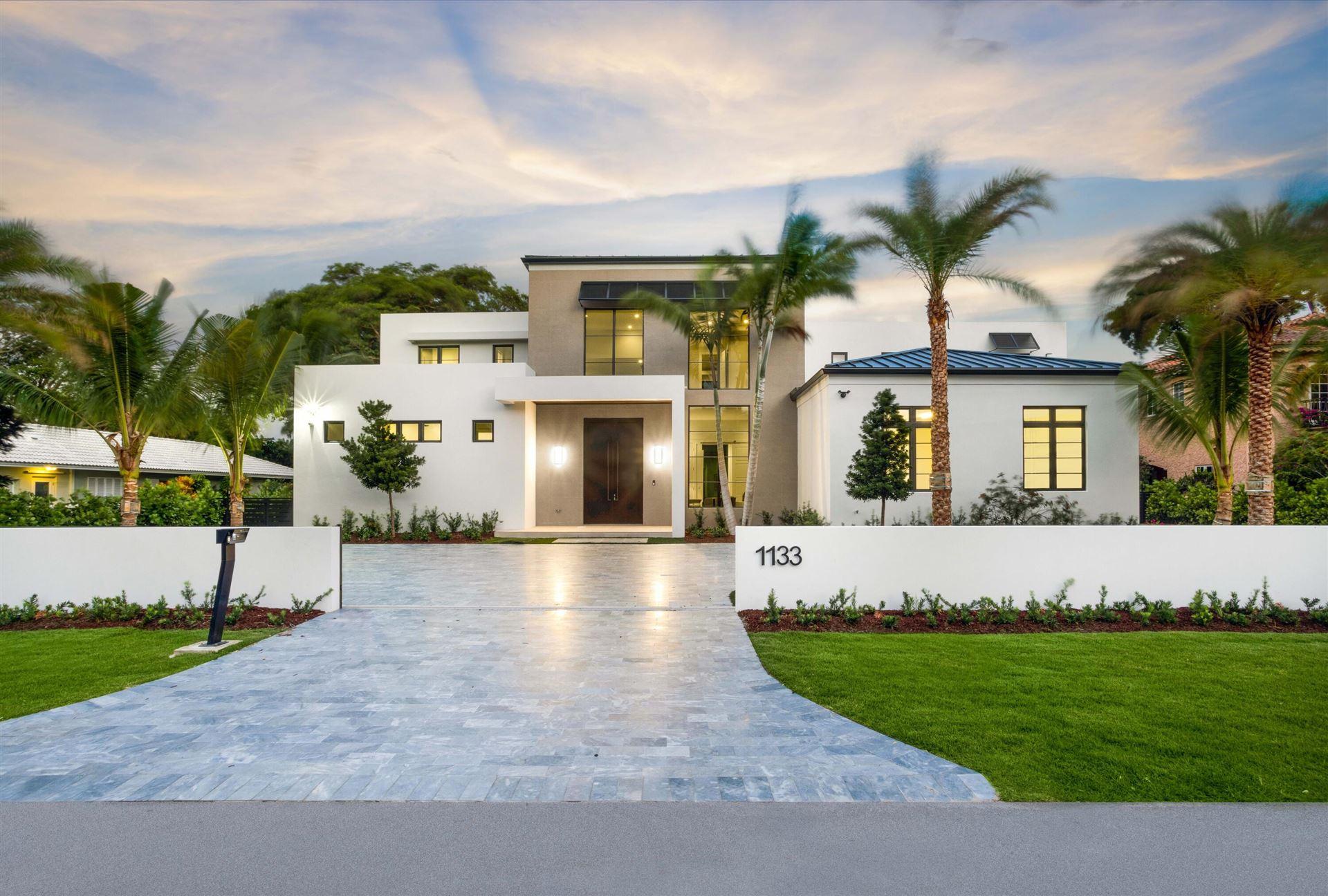 1133 Cocoanut Road, Boca Raton, FL 33432 - MLS#: RX-10703870