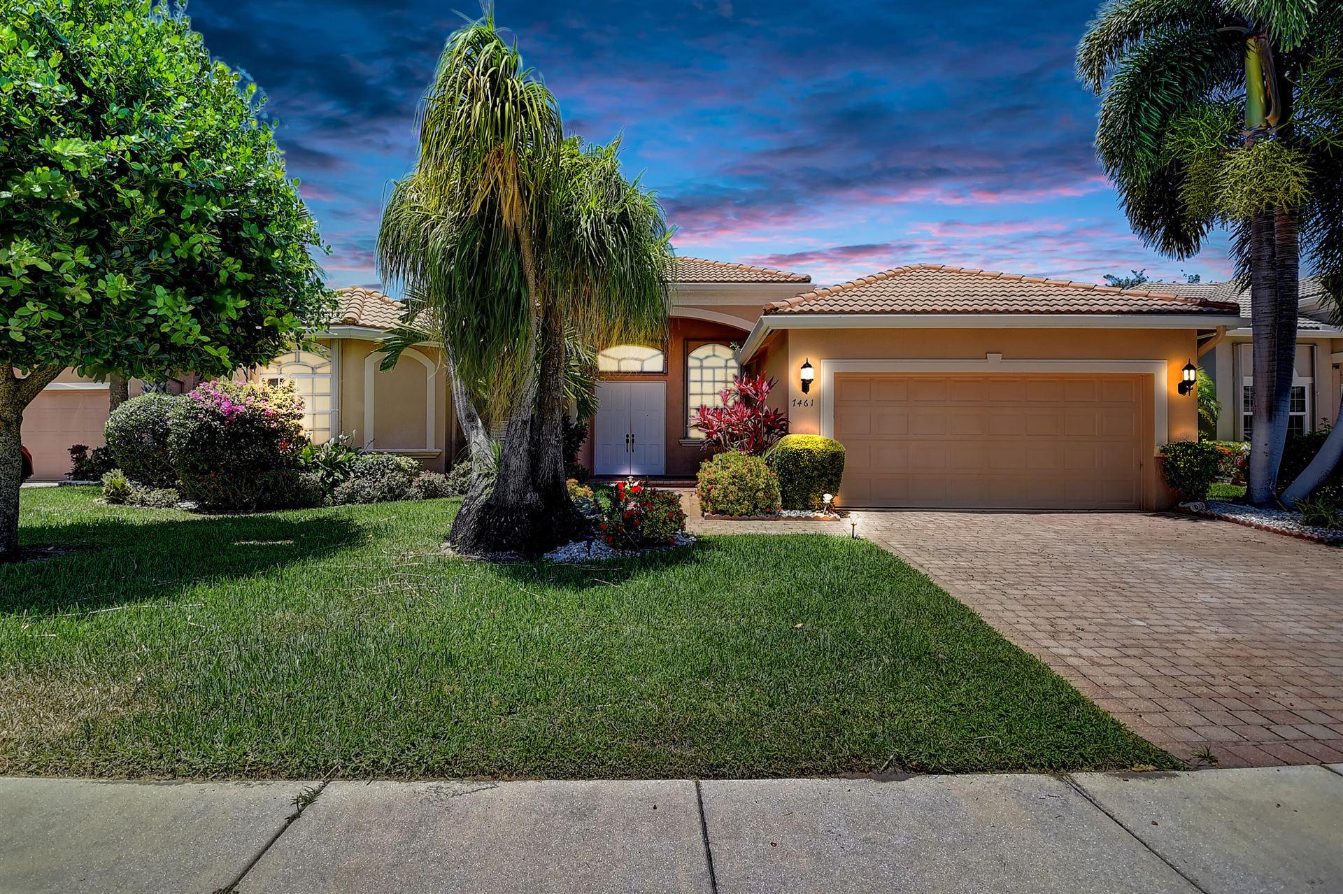 7461 Viale Michelangelo, Delray Beach, FL 33446 - MLS#: RX-10713870