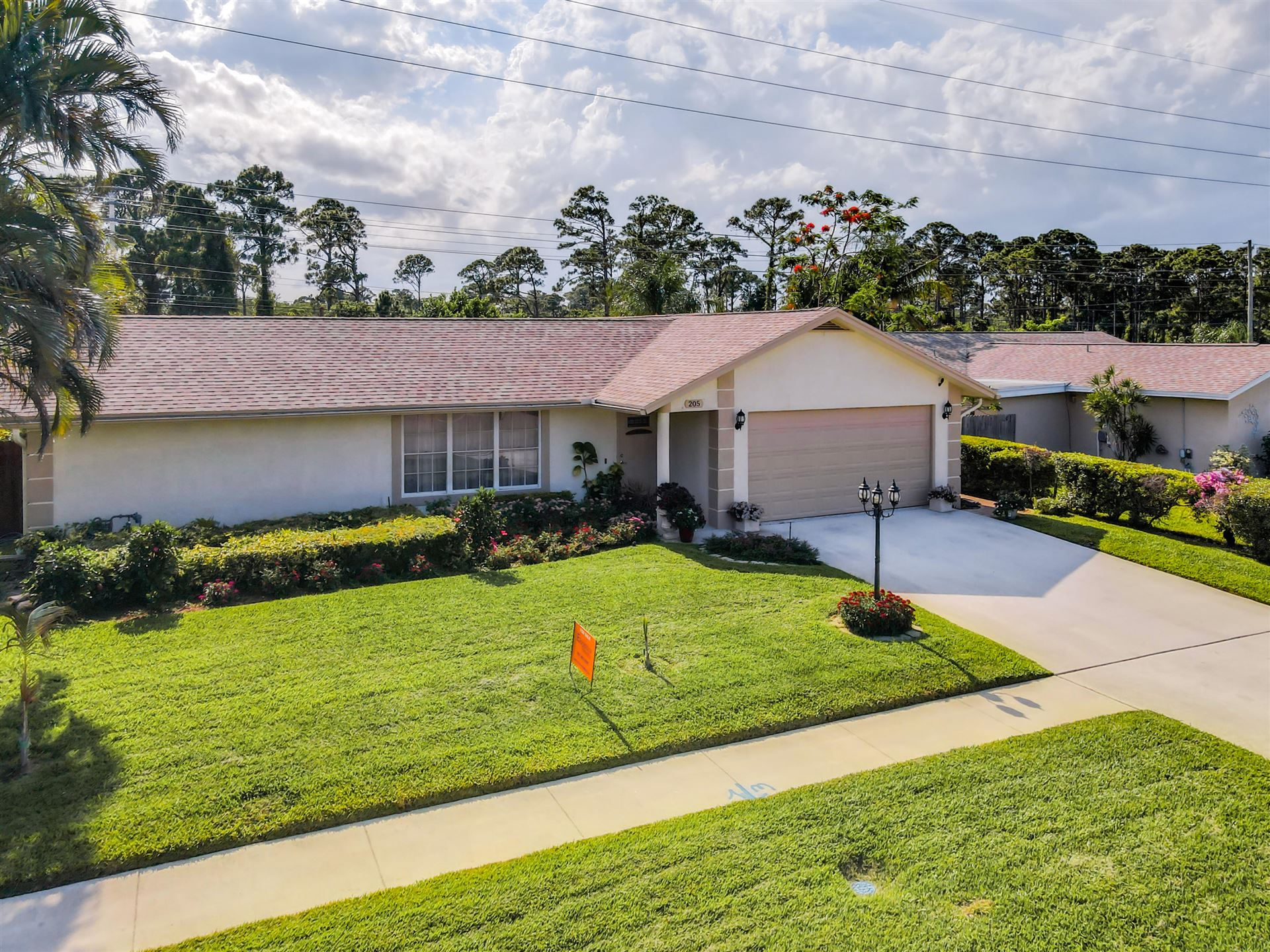 205 Canterbury Drive W, West Palm Beach, FL 33407 - MLS#: RX-10715870