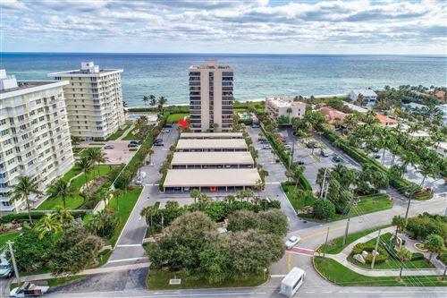 Photo of 450 Ocean Drive #102, Juno Beach, FL 33408 (MLS # RX-10675871)