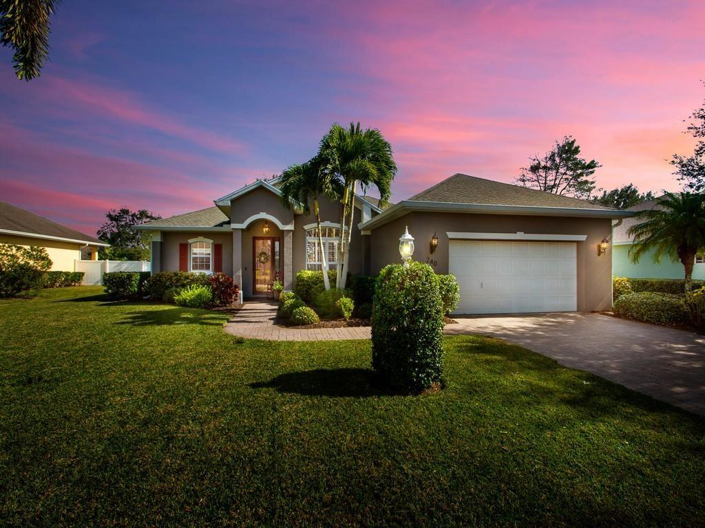 240 Champagne Court SW, Vero Beach, FL 32968 - #: RX-10683871
