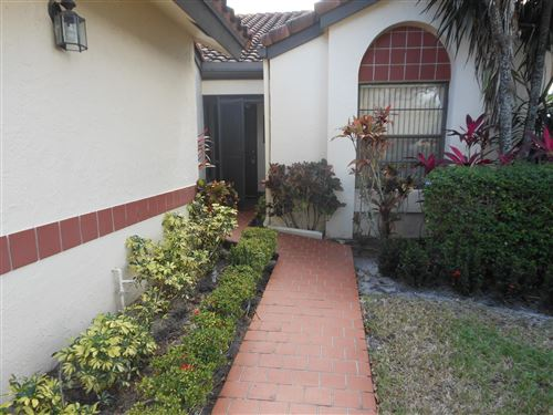 Photo of 5822 Brook Bound Lane #B, Boynton Beach, FL 33437 (MLS # RX-10571872)