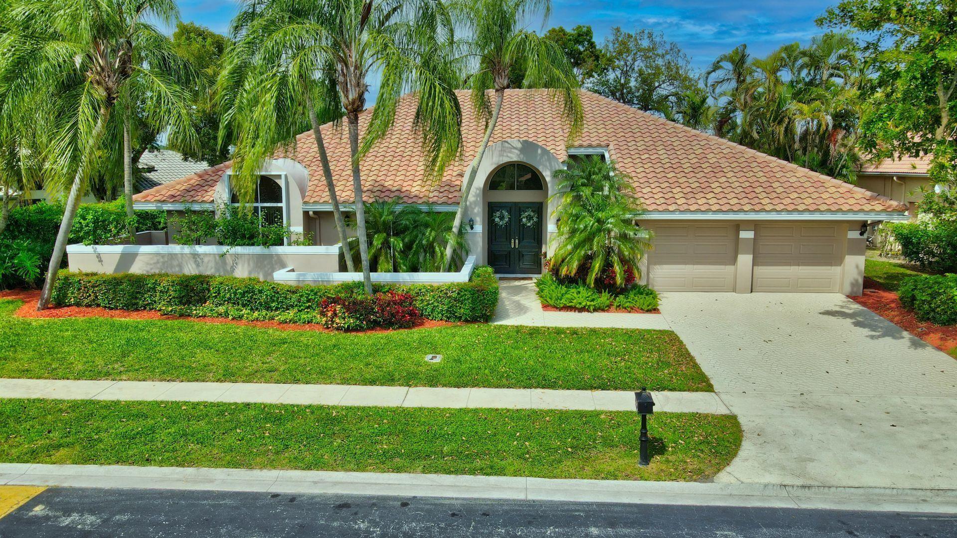 7185 Montrico Drive, Boca Raton, FL 33433 - #: RX-10696872