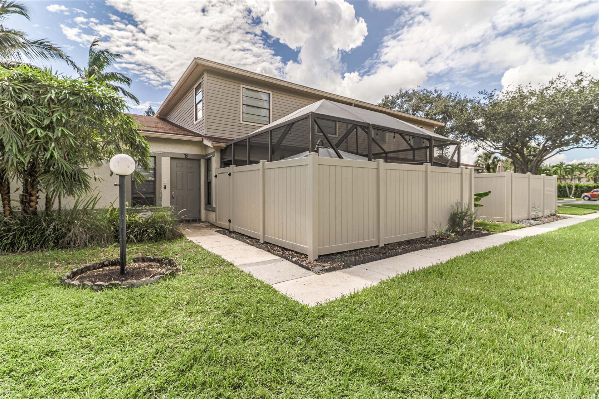 4475 Willow Pond Road #B, West Palm Beach, FL 33417 - MLS#: RX-10751872