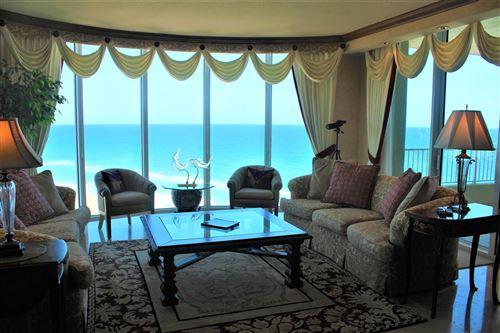 Photo of 3700 S Ocean Blvd. #1206, Highland Beach, FL 33487 (MLS # RX-10703873)