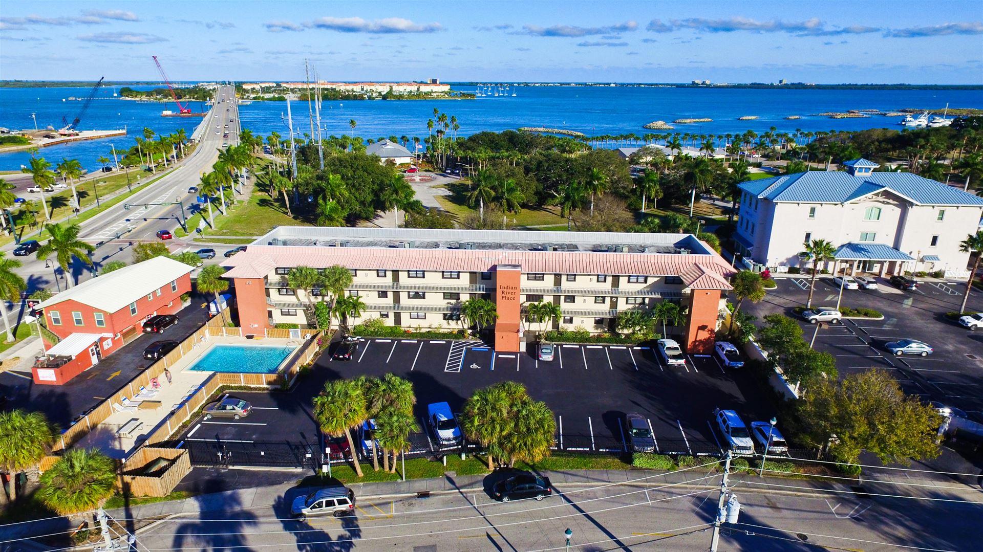 701 N Indian River Drive #104, Fort Pierce, FL 34950 - #: RX-10592873