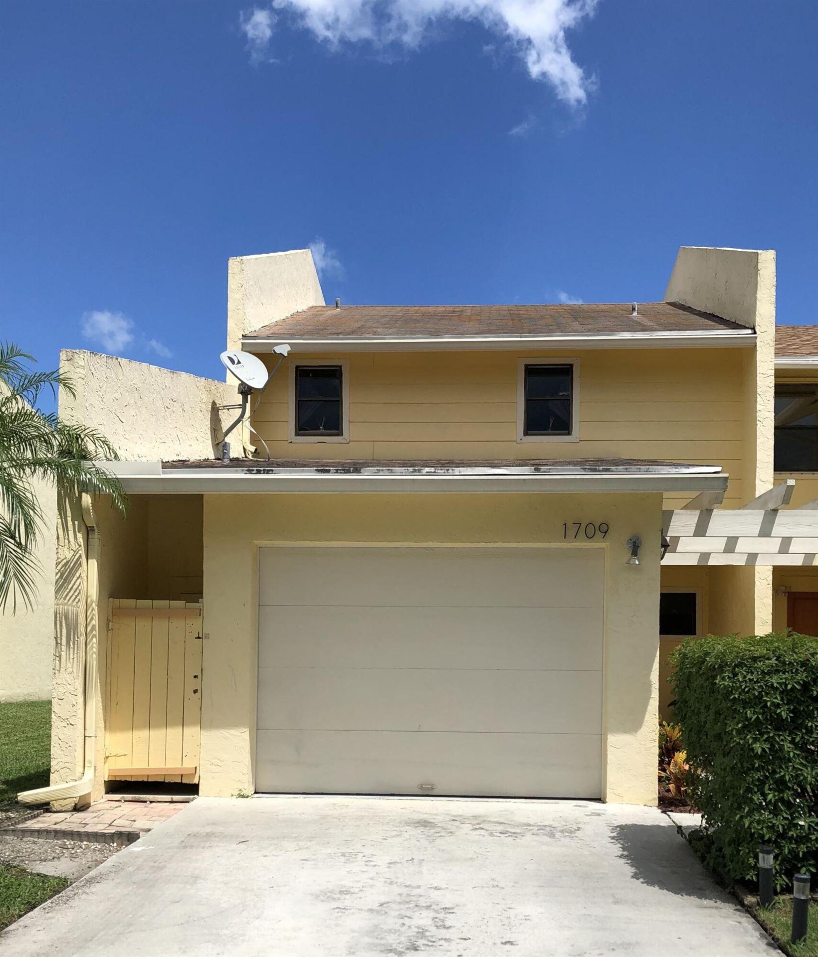 1709 Woodbridge Lakes Circle, West Palm Beach, FL 33406 - #: RX-10720873