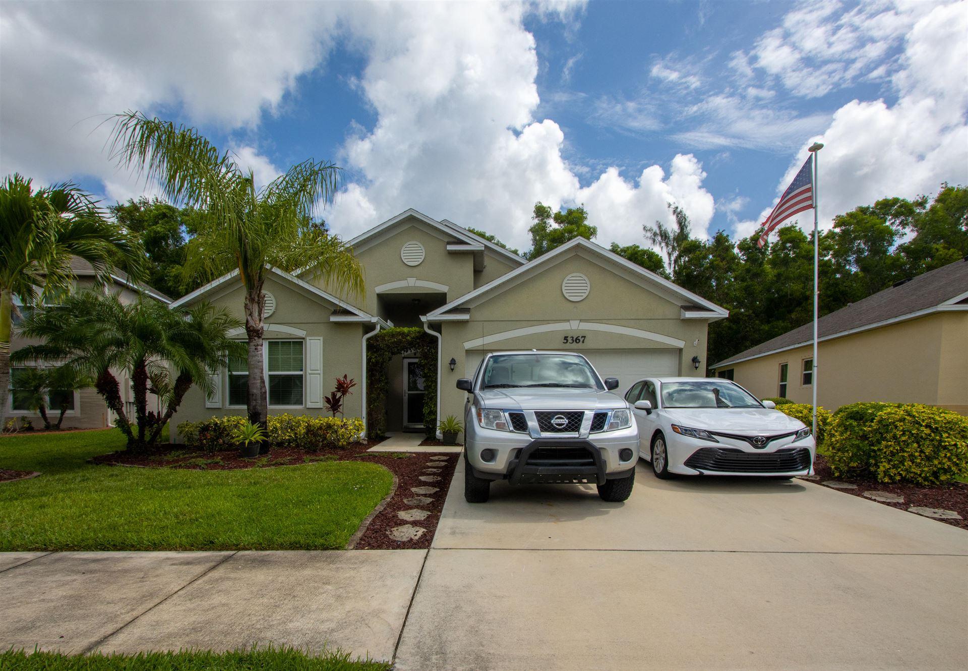 5367 NW Wisk Fern Circle, Port Saint Lucie, FL 34986 - MLS#: RX-10722873