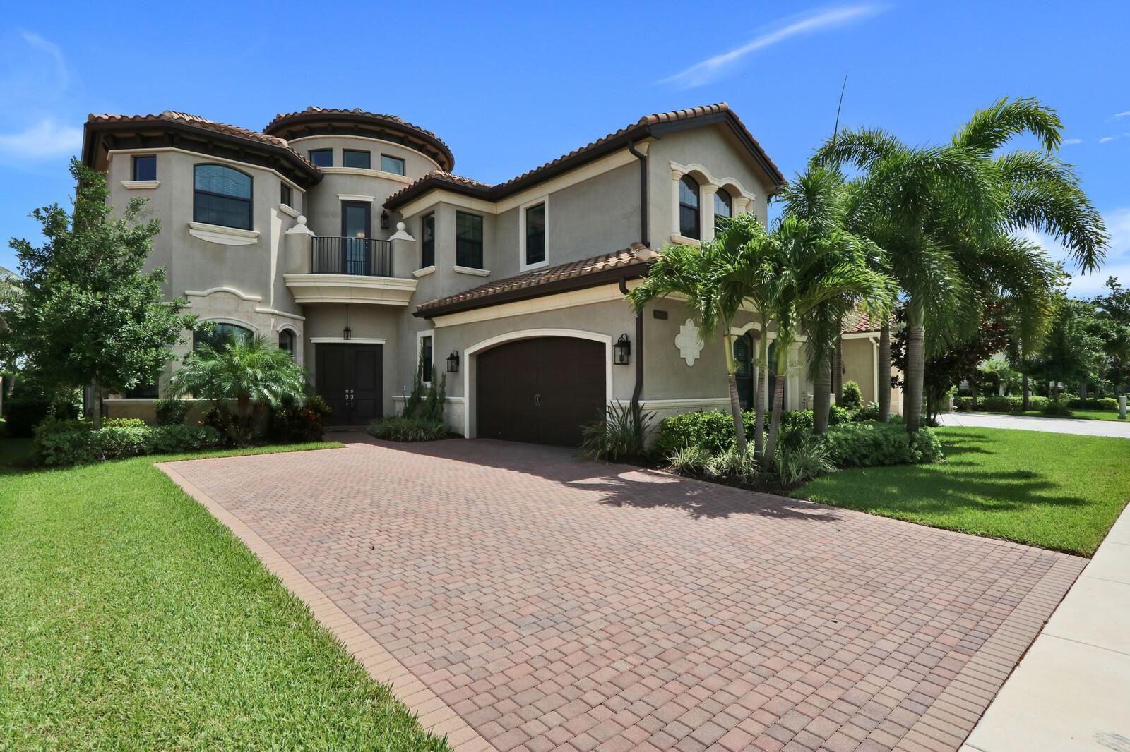 9095 Moriset Court, Delray Beach, FL 33446 - #: RX-10636874