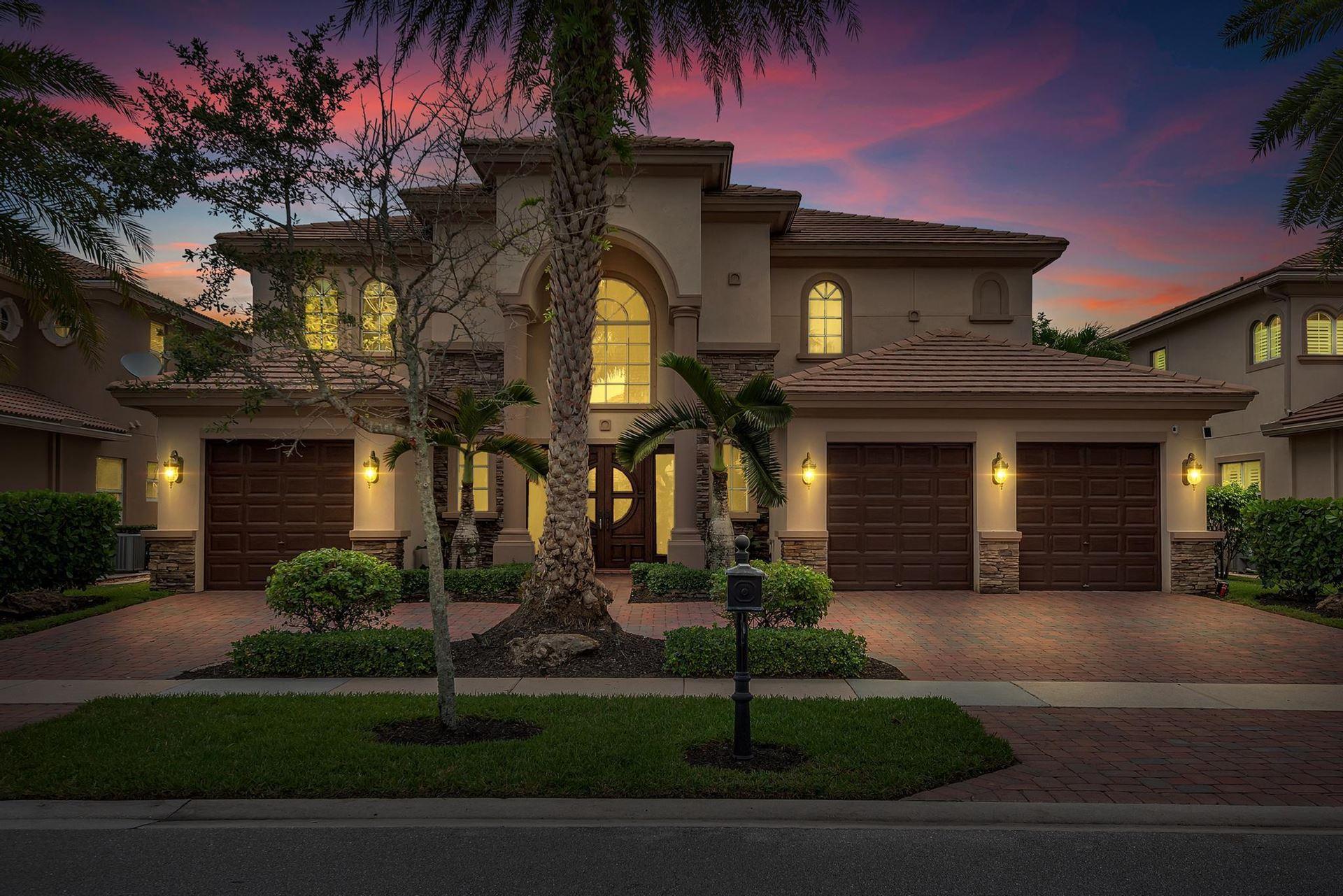 718 Edgebrook Lane, Royal Palm Beach, FL 33411 - #: RX-10727874