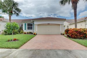 Photo of 6164 Petunia Road, Delray Beach, FL 33484 (MLS # RX-10561875)
