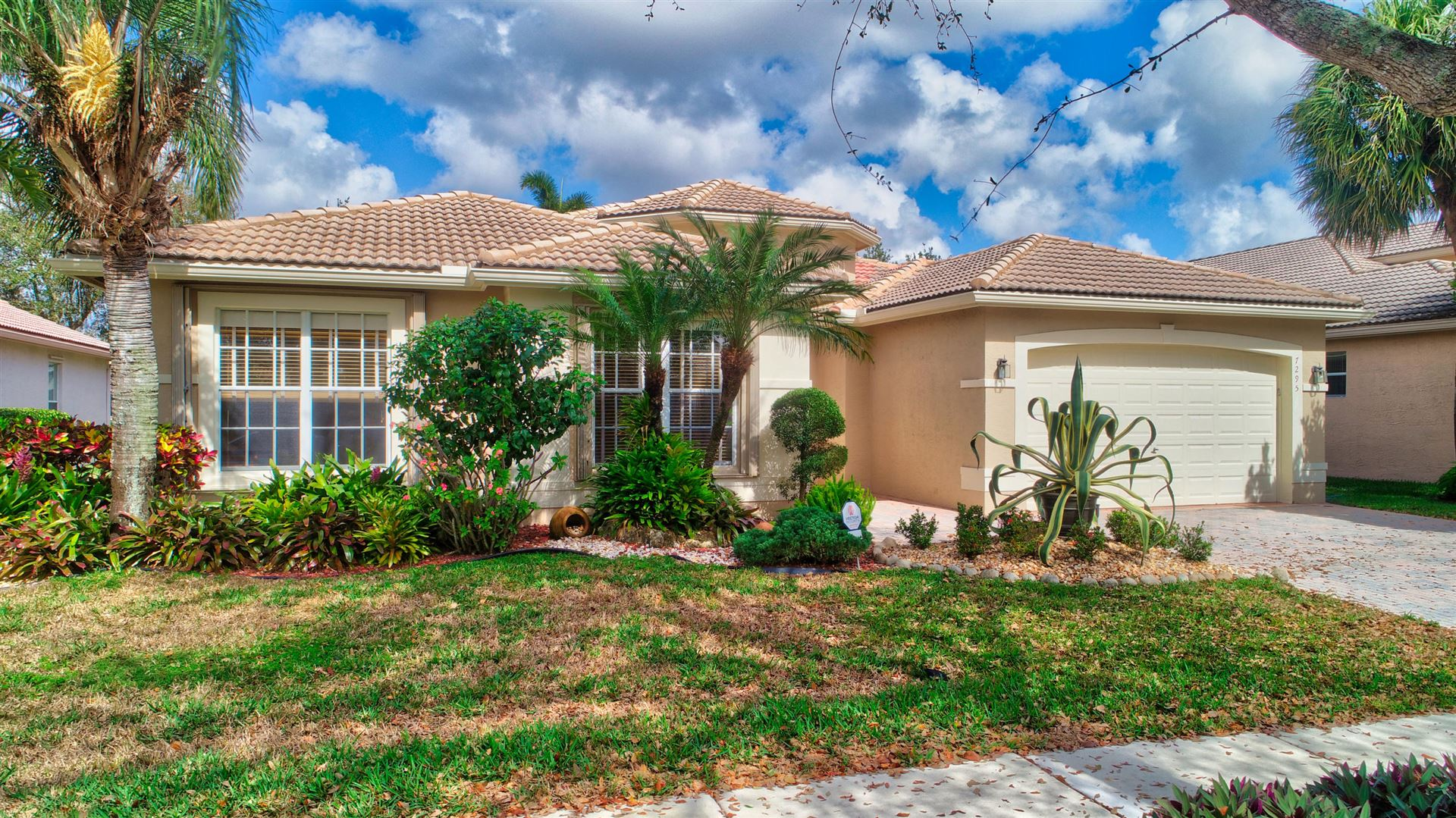 Photo of 7295 Lahana Circle, Boynton Beach, FL 33437 (MLS # RX-10687875)