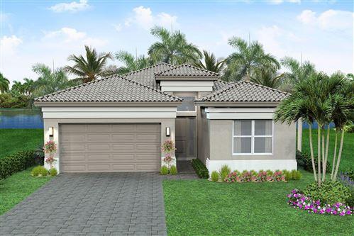 Photo of 12641 Blue Seagrass Manor, Boynton Beach, FL 33473 (MLS # RX-10604876)