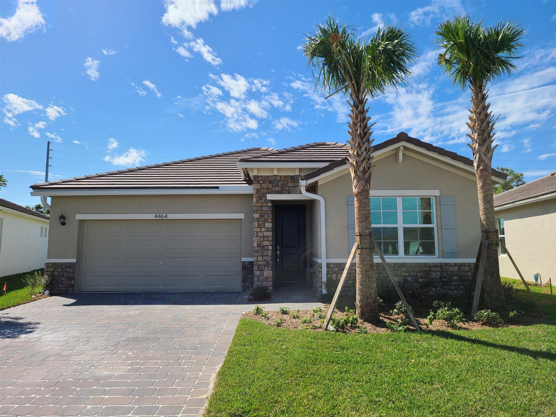 4464 NW King Court, Jensen Beach, FL 34957 - #: RX-10691876