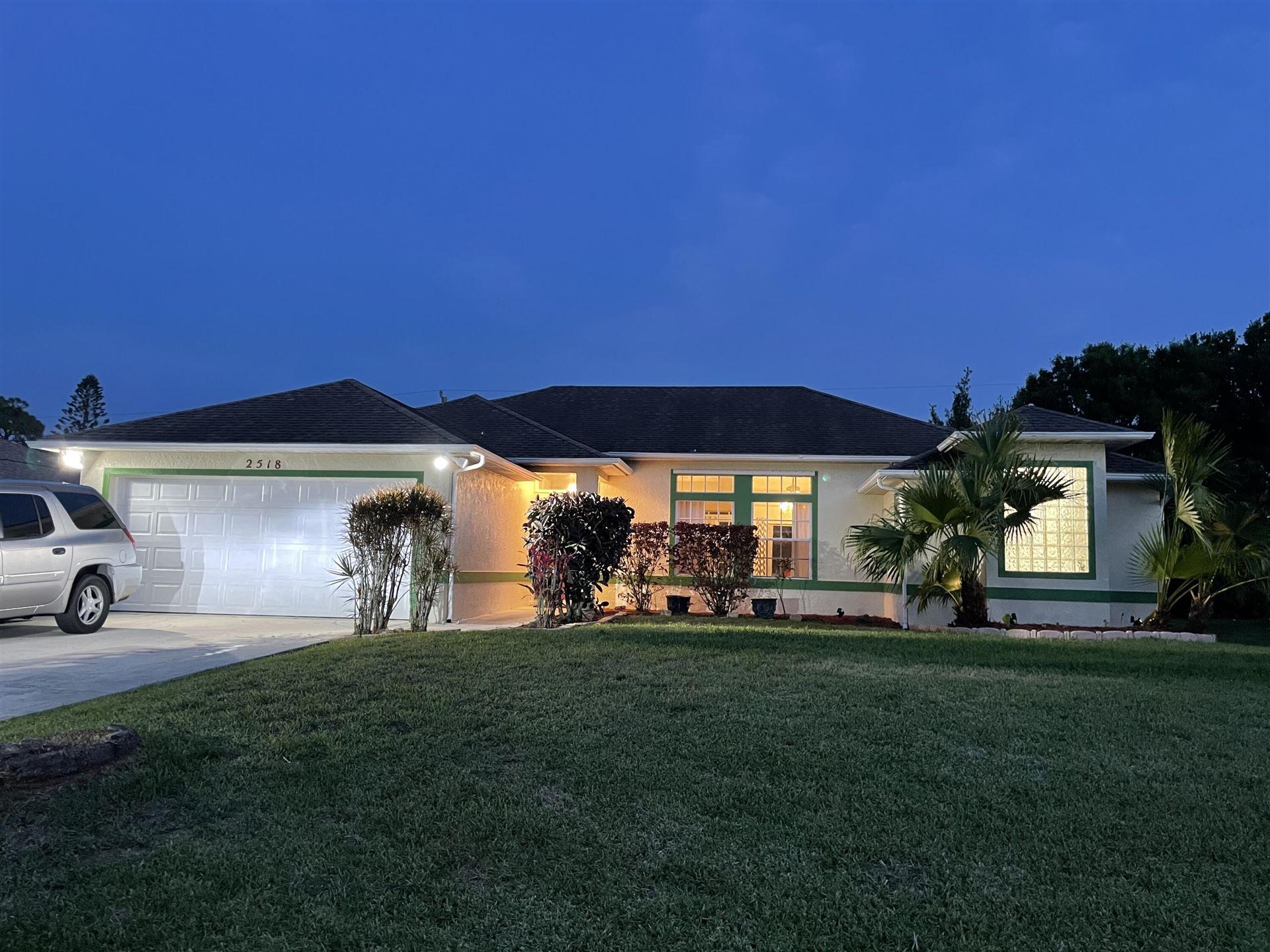 2518 SW Grotto Circle, Port Saint Lucie, FL 34953 - #: RX-10708876