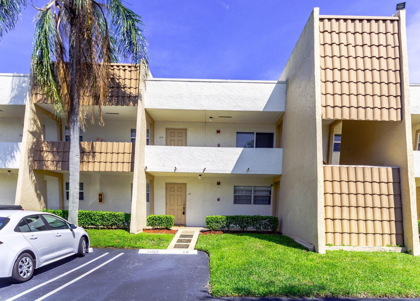 2700 Fiore Way #114, Delray Beach, FL 33445 - MLS#: RX-10746876