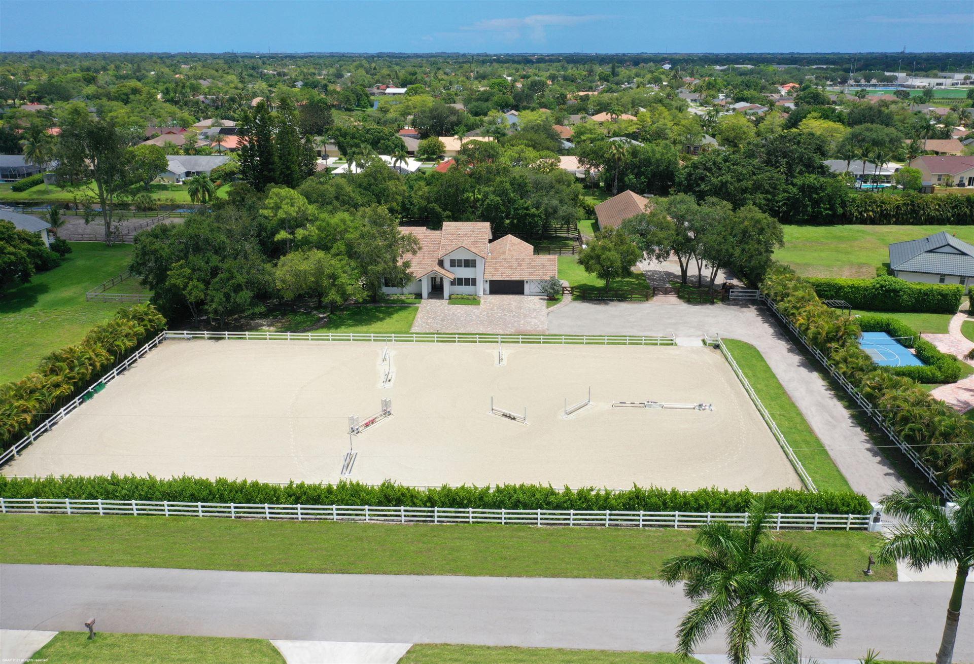 14575 Draft Horse Lane, Wellington, FL 33414 - MLS#: RX-10716877