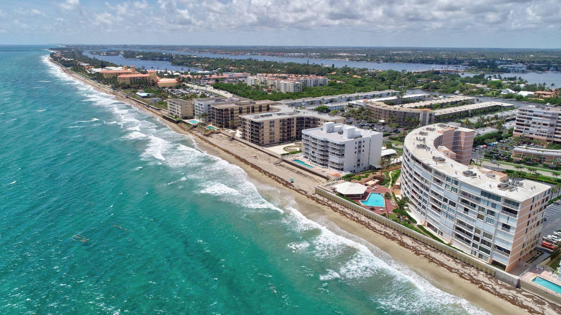 3589 S Ocean Boulevard #802, South Palm Beach, FL 33480 - #: RX-10633878