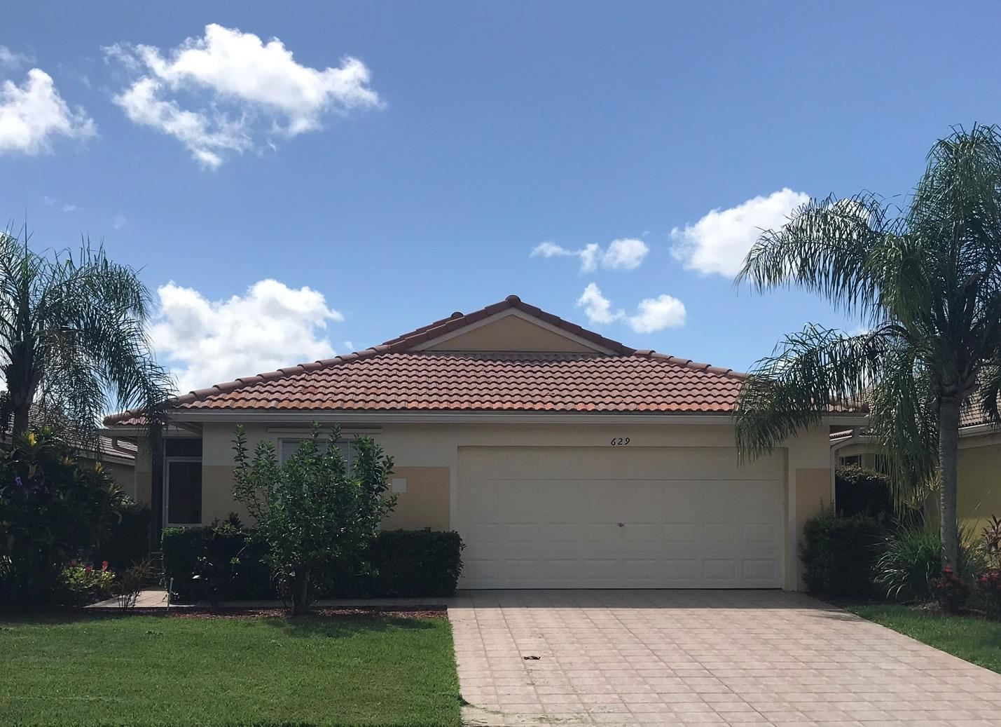 629 Stanford Lane, Port Saint Lucie, FL 34983 - #: RX-10642878