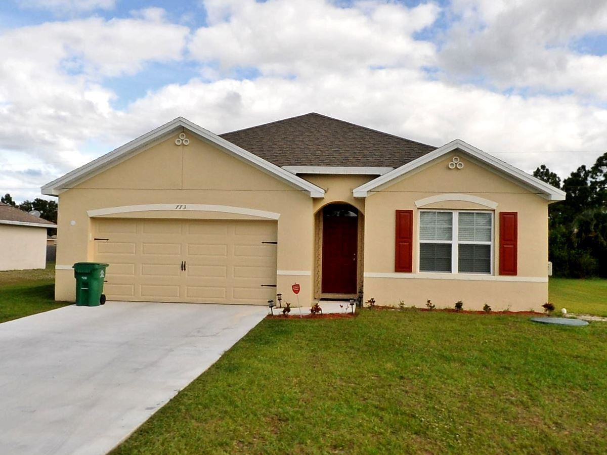 773 NW Orchid Street, Port Saint Lucie, FL 34983 - #: RX-10673878