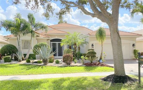 Photo of 12051 Oakvista Drive, Boynton Beach, FL 33437 (MLS # RX-10574879)