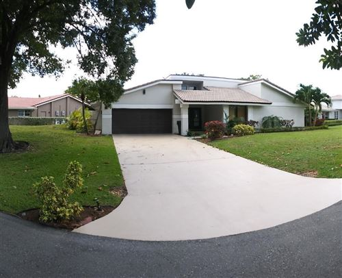 Photo of Listing MLS rx in 678 Lakewoode Circle E Delray Beach FL 33445