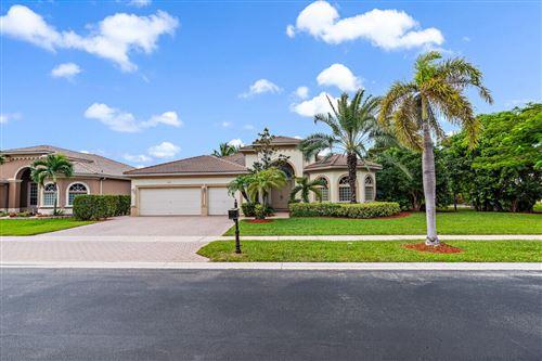 Photo of 2923 Fontana Lane, Royal Palm Beach, FL 33411 (MLS # RX-10752879)