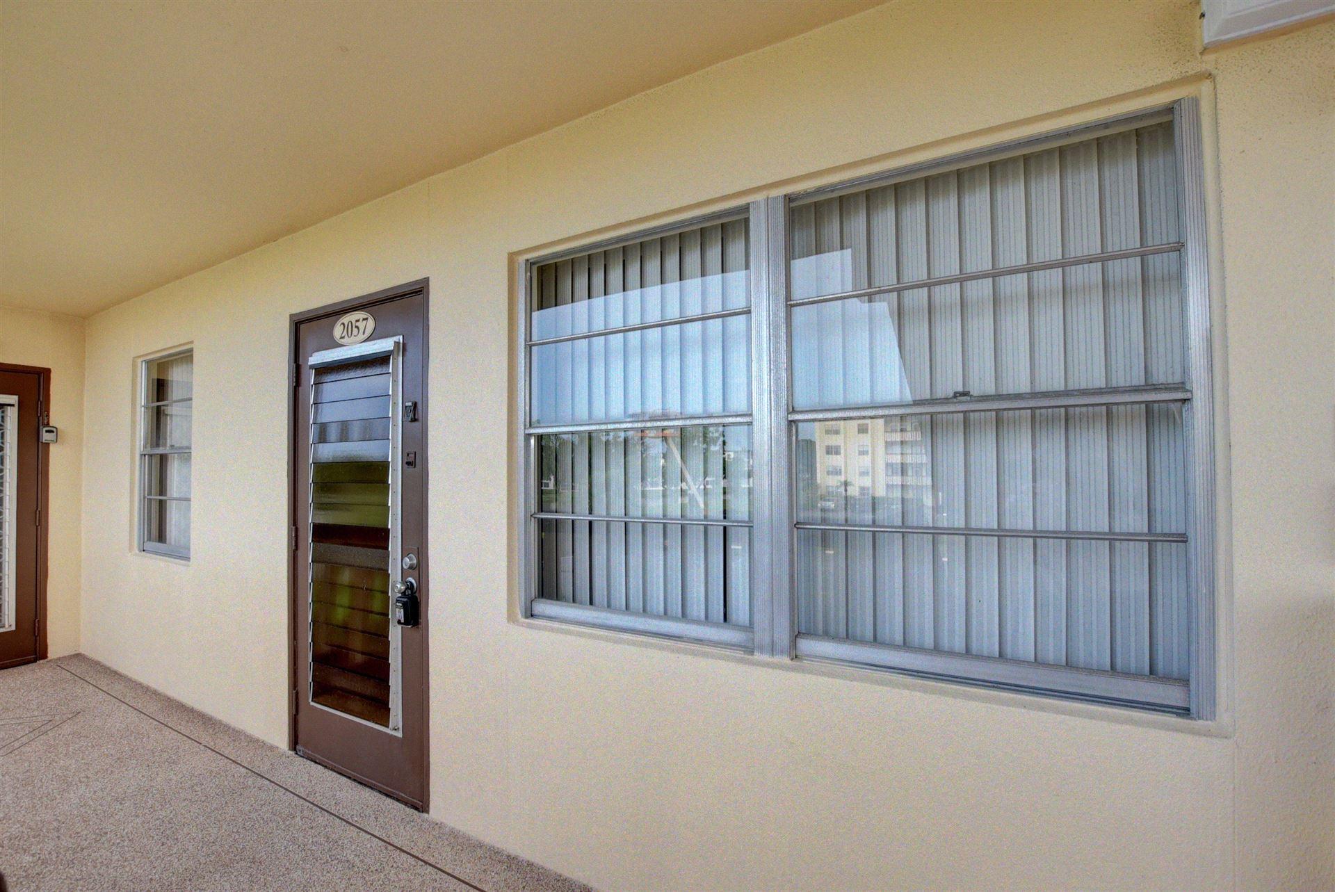 2057 Wolverton C, Boca Raton, FL 33434 - MLS#: RX-10636879