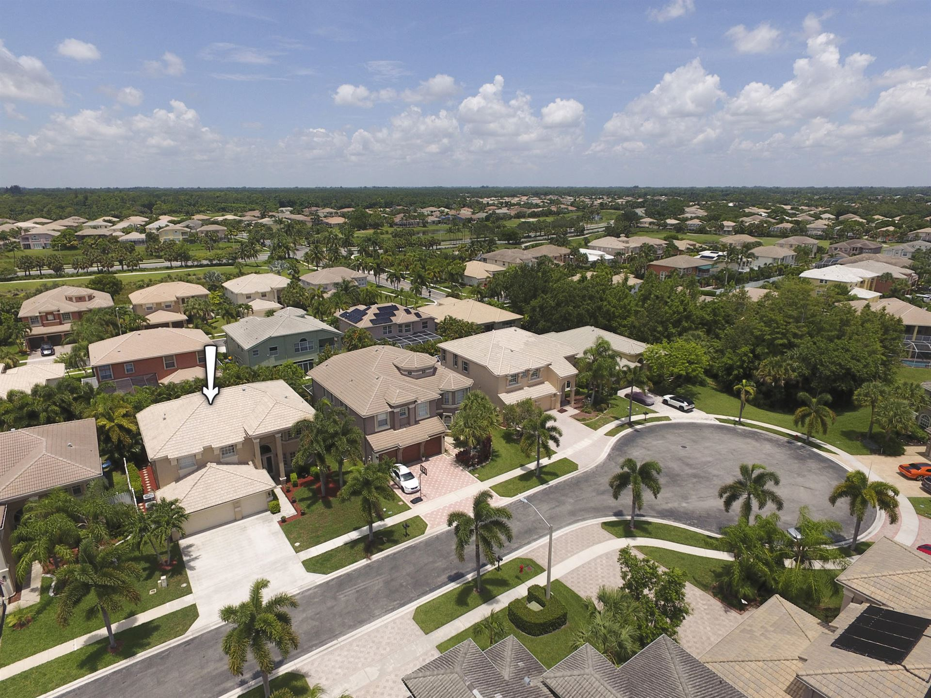 2107 Bellcrest Court, Royal Palm Beach, FL 33411 - #: RX-10638879