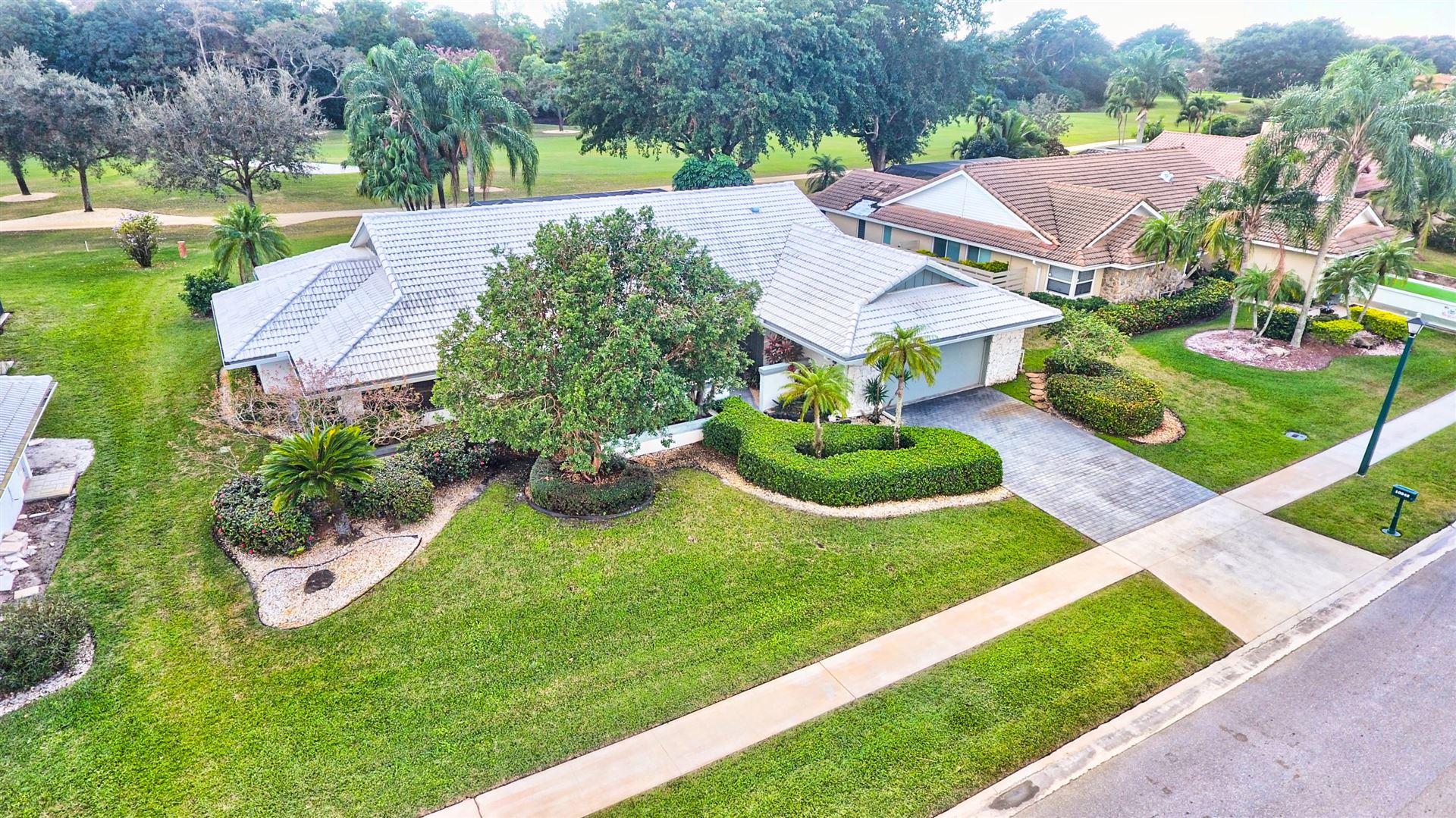 10342 Boca Woods Lane, Boca Raton, FL 33428 - #: RX-10682879