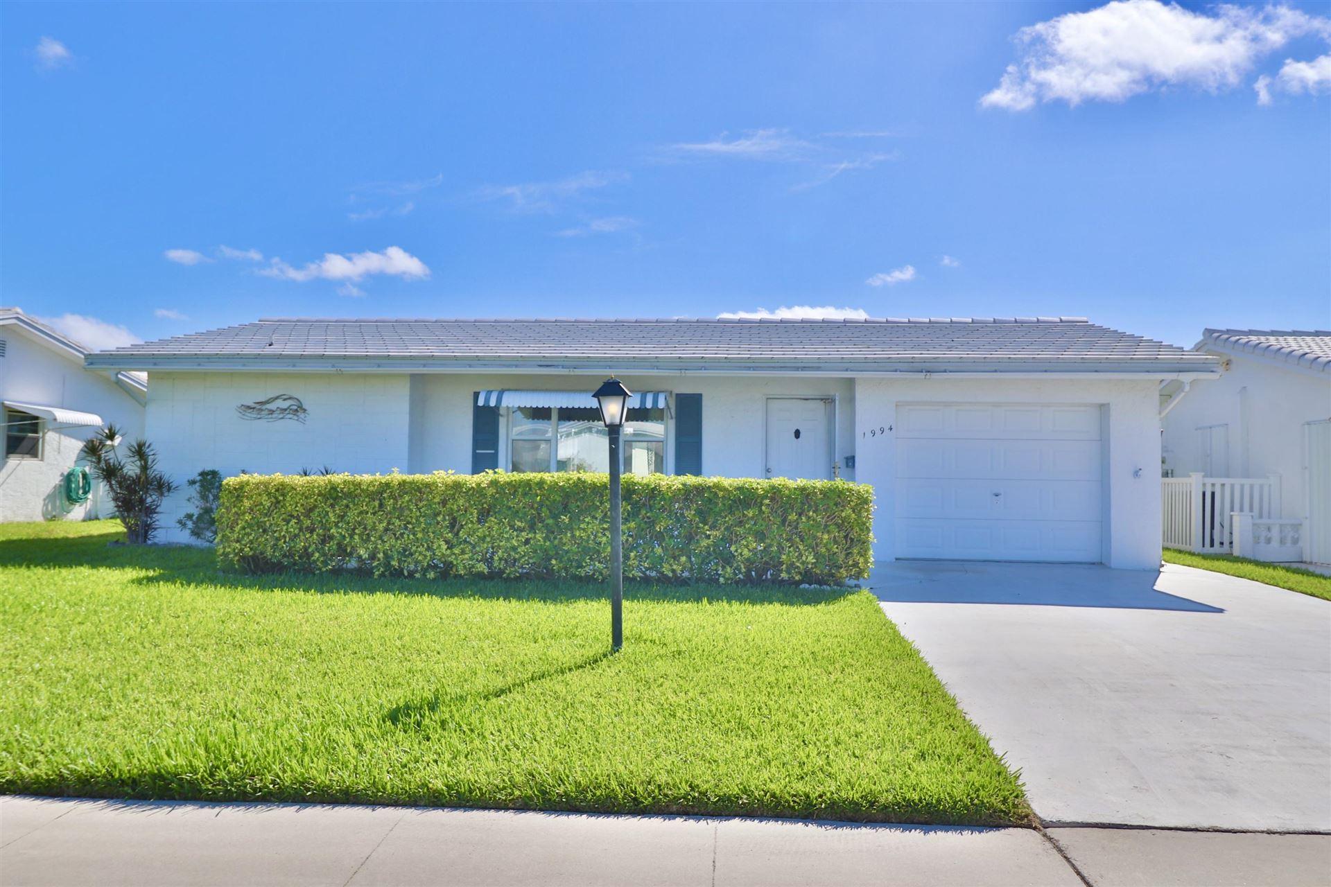 1994 Campanelli Boulevard, Boynton Beach, FL 33426 - MLS#: RX-10709879