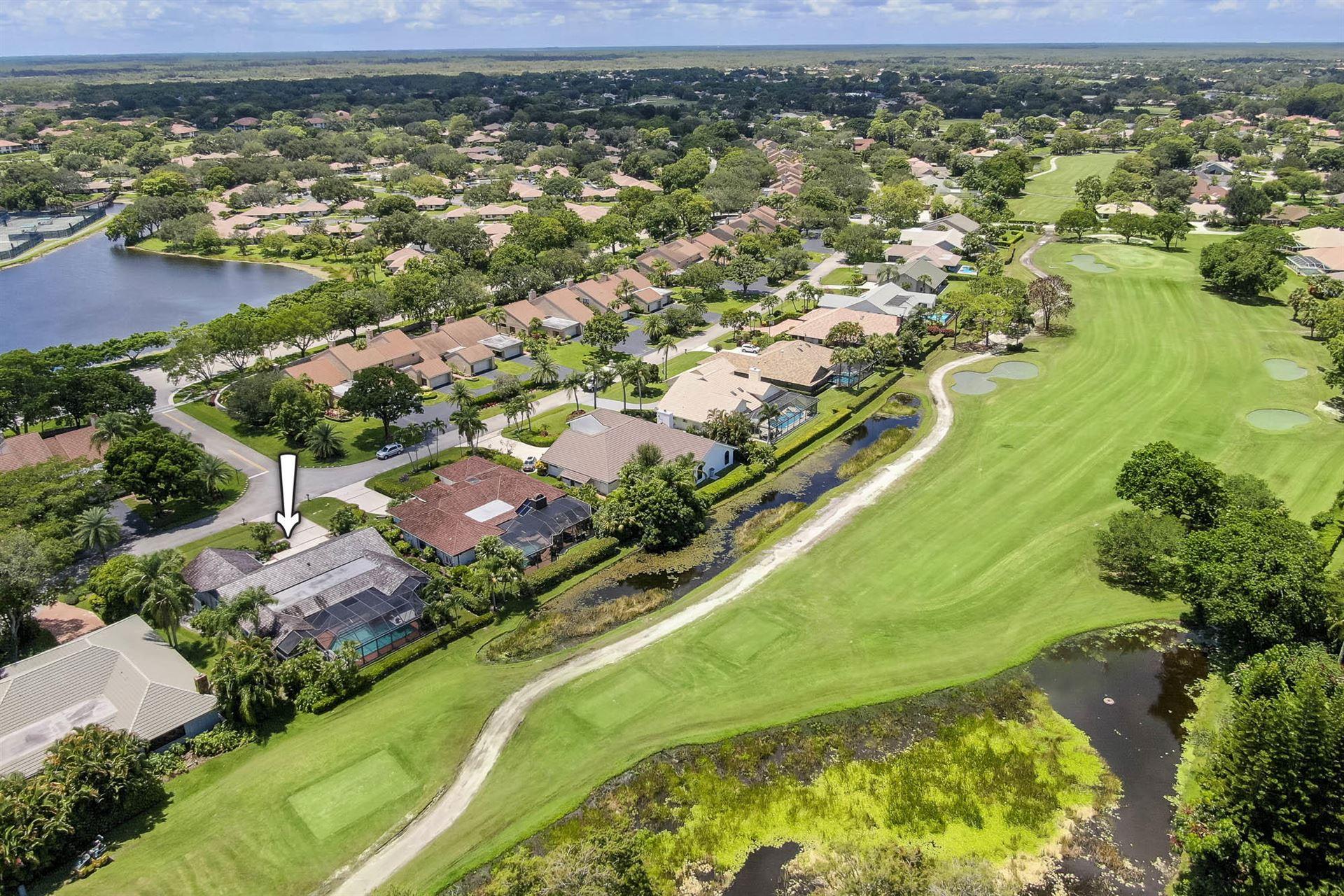 2 Balfour Road E, Palm Beach Gardens, FL 33418 - MLS#: RX-10739879