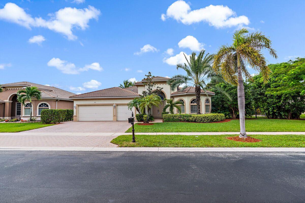 2923 Fontana Lane, Royal Palm Beach, FL 33411 - #: RX-10752879