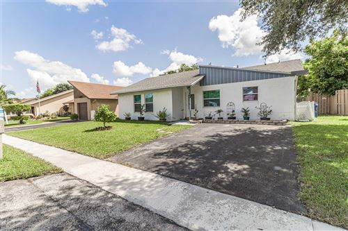 Photo of 9460 NW 45th Place, Sunrise, FL 33351 (MLS # RX-10749880)