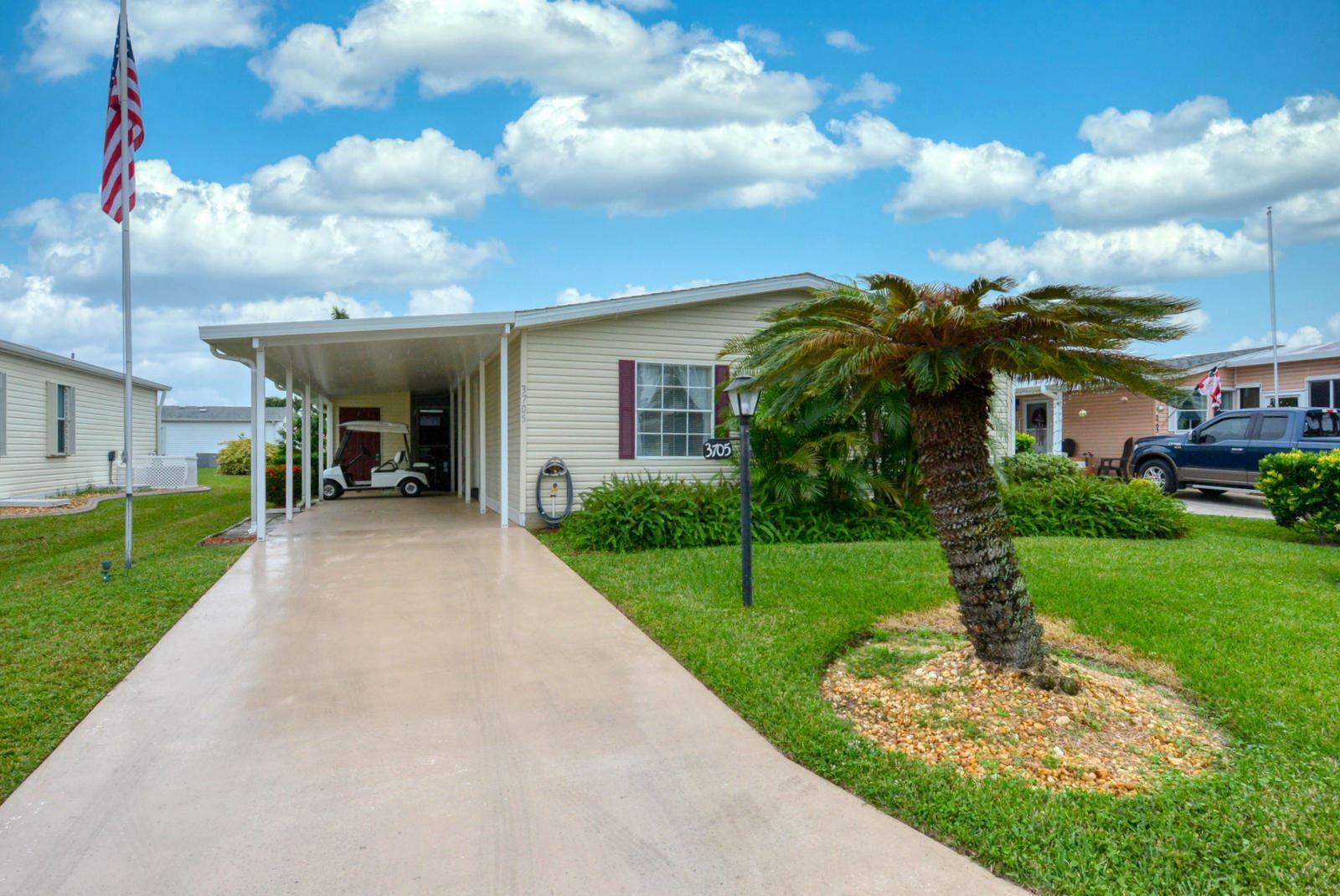 3705 Sleepy Hollow Lane, Port Saint Lucie, FL 34952 - #: RX-10672880