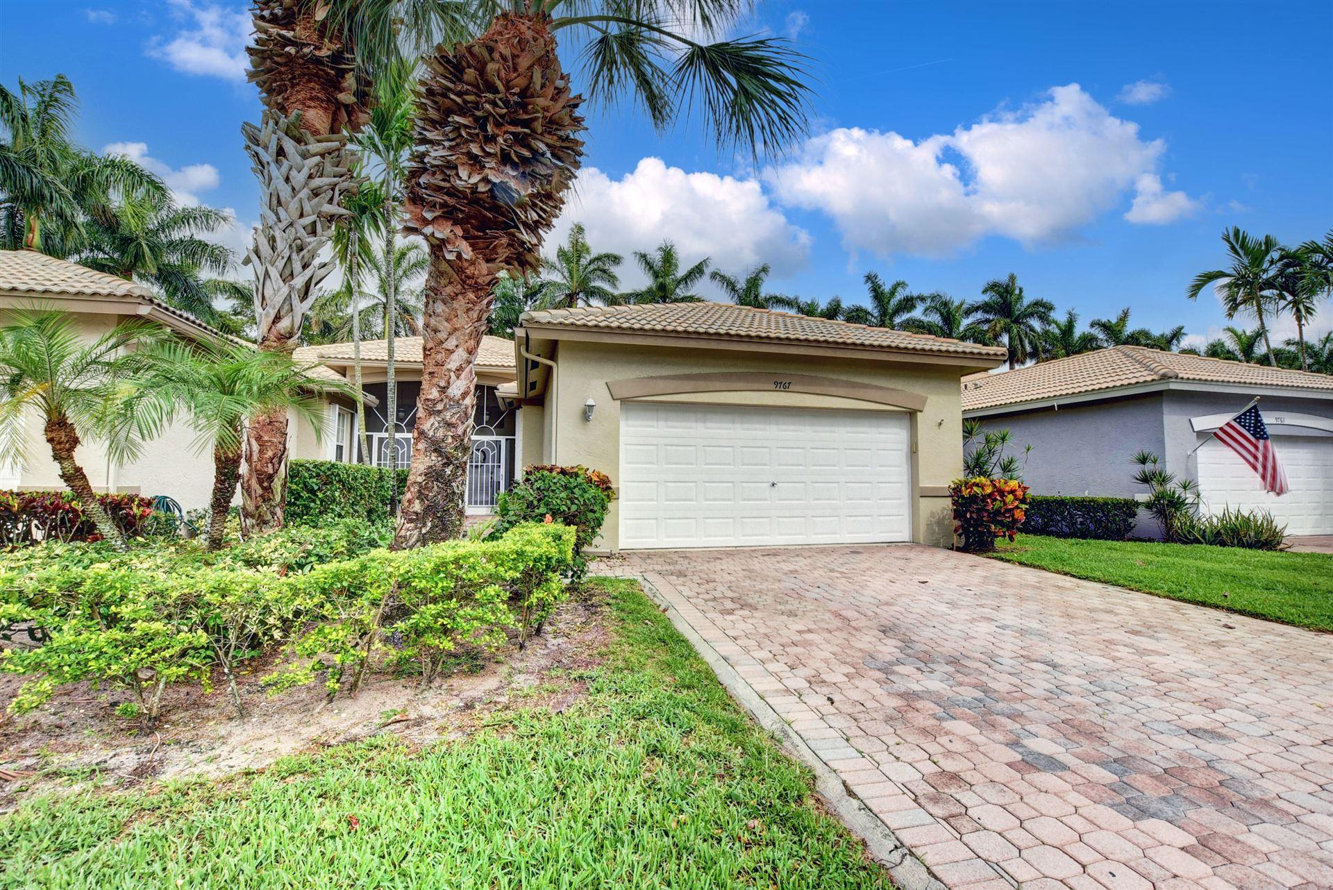 9767 S Crescent View Drive S, Boynton Beach, FL 33437 - MLS#: RX-10726880
