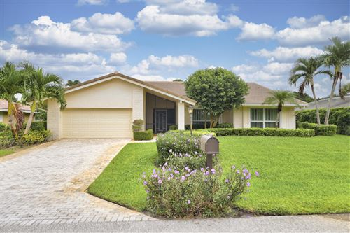 Photo of 4791 Pineview Circle, Delray Beach, FL 33445 (MLS # RX-10754881)