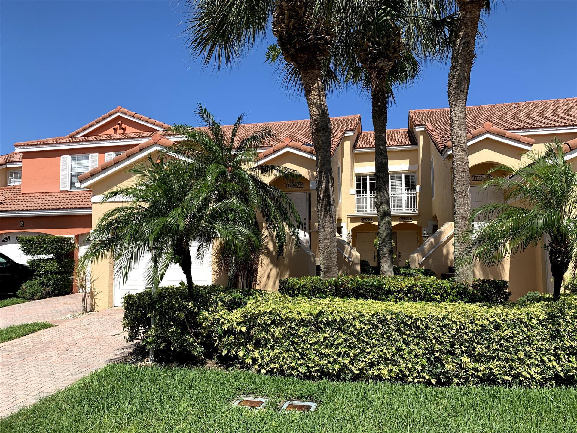17060 Emile Street #9, Boca Raton, FL 33487 - #: RX-10639881