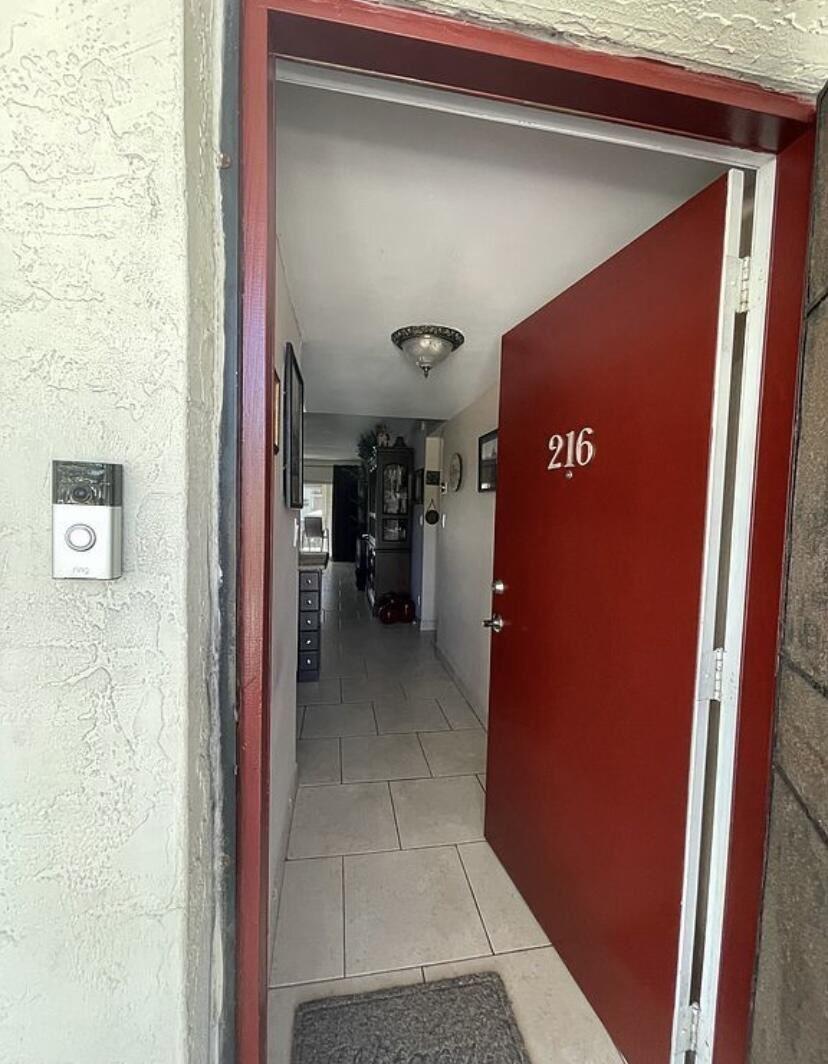 220 SW 9th Avenue #216, Hallandale Beach, FL 33009 - MLS#: RX-10747881