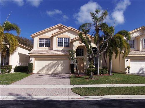 Photo of 7769 Colony Lake Drive, Boynton Beach, FL 33436 (MLS # RX-10687882)