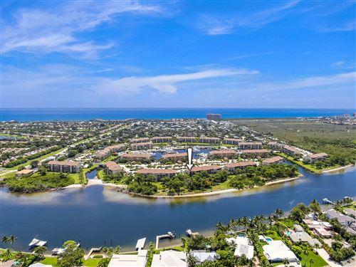 Photo of 2001 Marina Isle Way #206, Jupiter, FL 33477 (MLS # RX-10733882)