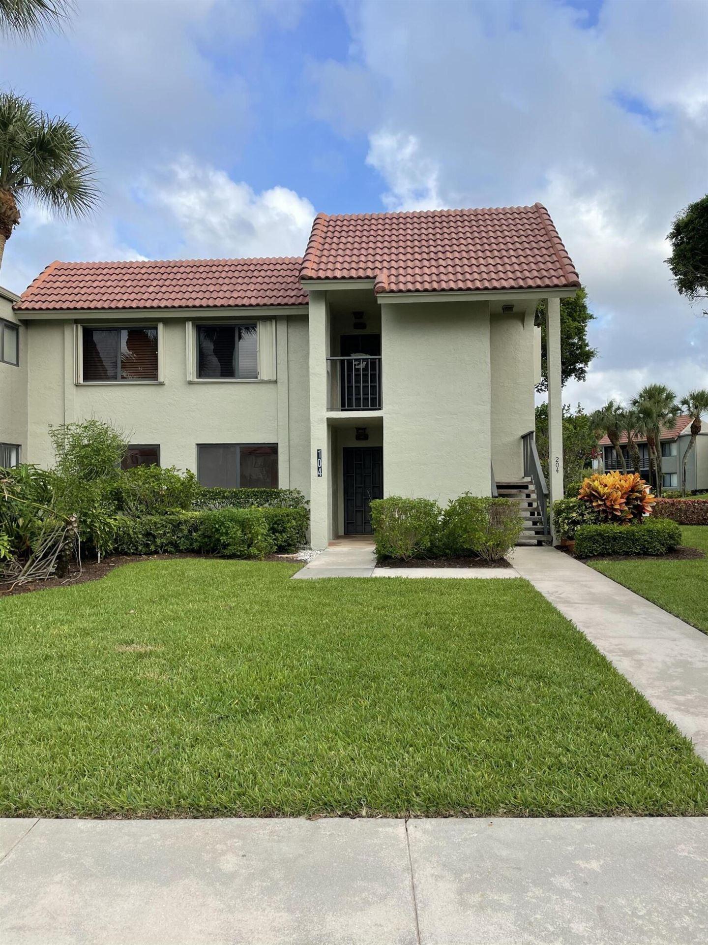 5674 Fairway Park Drive #204, Boynton Beach, FL 33437 - MLS#: RX-10724882