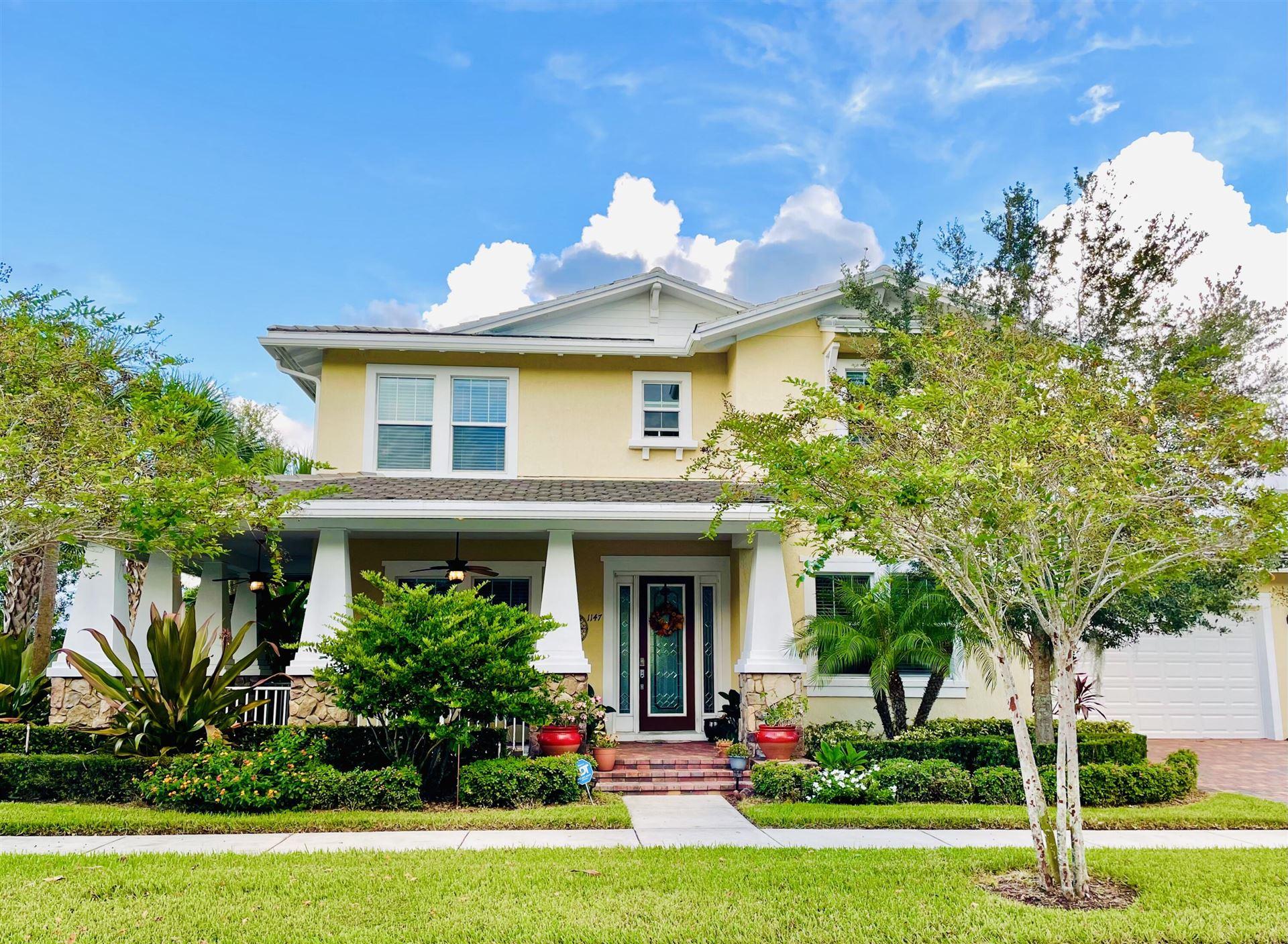 1147 Turnbridge Drive, Jupiter, FL 33458 - MLS#: RX-10754882