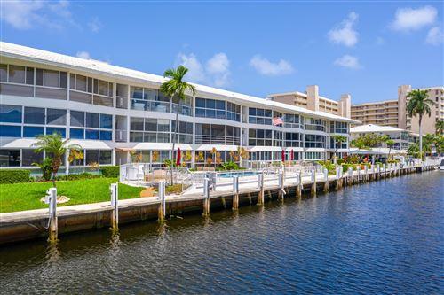 Photo of 3050 NE 48th Street #107, Fort Lauderdale, FL 33308 (MLS # RX-10652883)