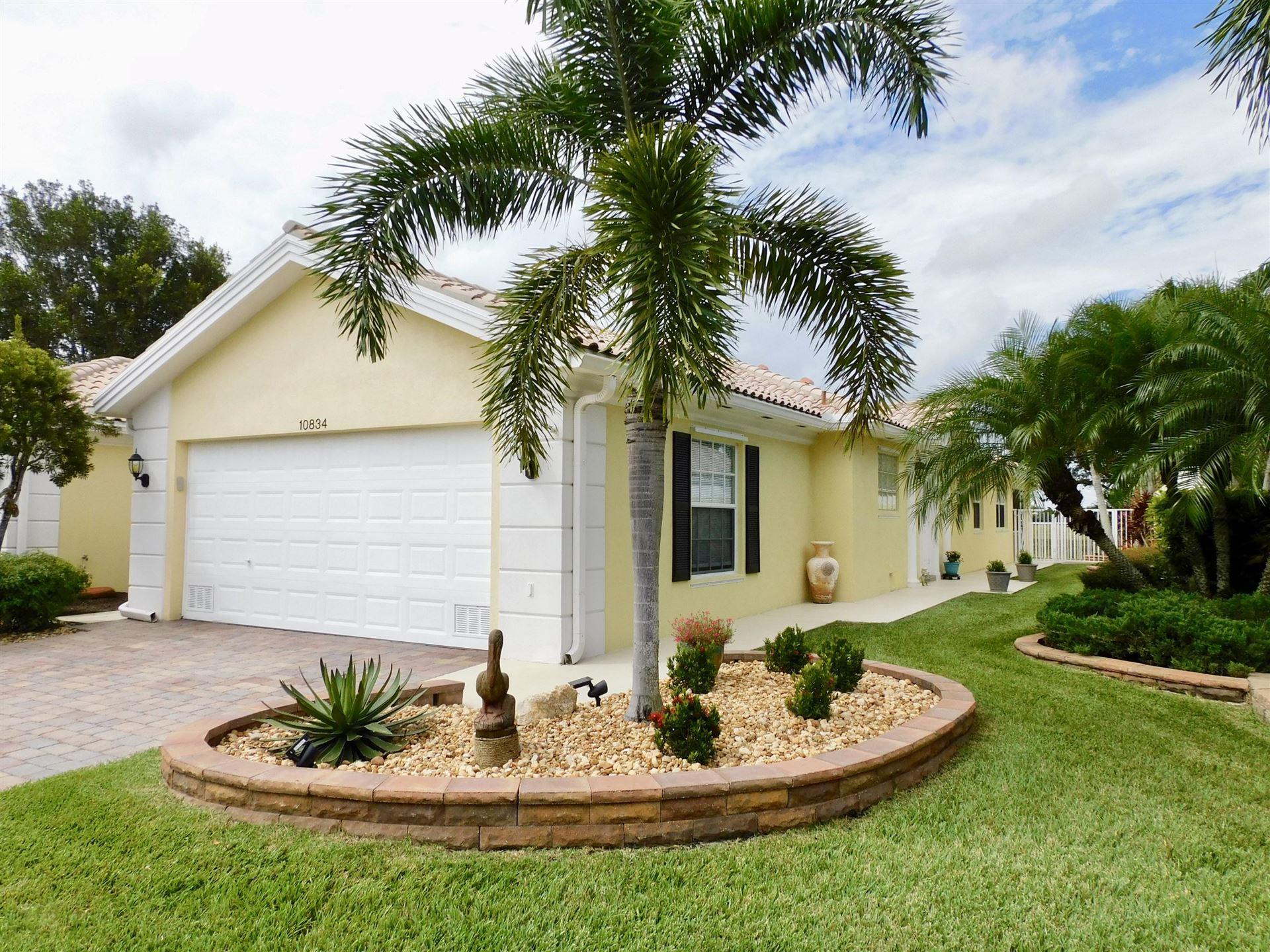 10834 SW Elsinore Drive, Port Saint Lucie, FL 34987 - #: RX-10658883